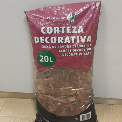 CORTEZA DECORATIVA 20LT