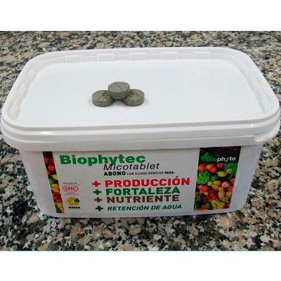 BIOPHYTEC MICOTABLET CUBO 500u