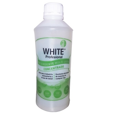 DETERGENTE WHITE PROFESIONAL 1L